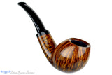 Blue Room Briars is proud to present this Jerry Crawford Pipe Bent Smooth Danish Egg