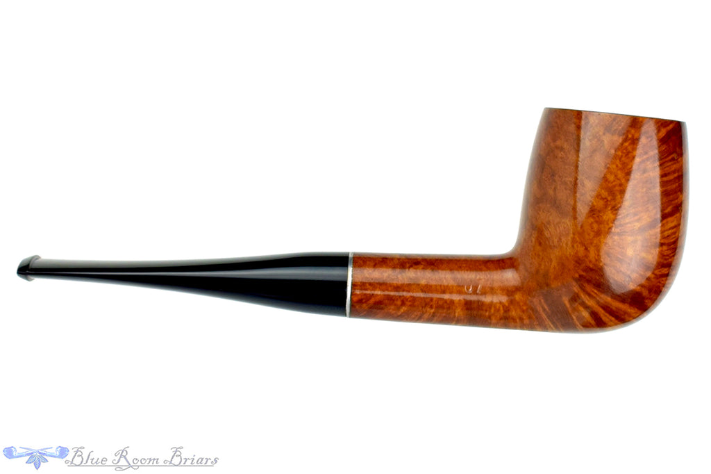 Blue Room Briars is proud to present this Kaywoodie Super Grain Syncro-Lok 07 Sitter Billiard Unsmoked Estate Pipe