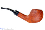Blue Room Briars is proud to present this RC Sands Pipe 1/4 Bent Sandblast Pumpkin