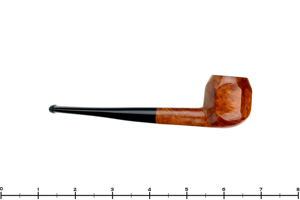 Blue Room Briars is proud to present this Wally Frank LTD. Panel Apple with Stinger Unsmoked Estate Pipe