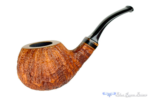 Steve Morrisette Pipe Square Shank Rhodesian with Brindle