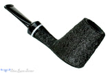 Blue Room Briars is proud to present this Steve Morrisette Pipe Tall Black Blast Vocano