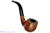 Blue Room Briars is proud to present this Talamona Oltrona 3/4 Bent Partial Rusticated Pot Estate Pipe