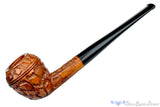 Blue Room Briars is proud to present this Weber Shellbrooke Carved Rhodesian UNSMOKED Estate Pipe