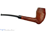 Blue Room Briars is proud to present this Largo 784 1/4 Bent Sandblast Tall Acorn UNSMOKED Estate Pipe