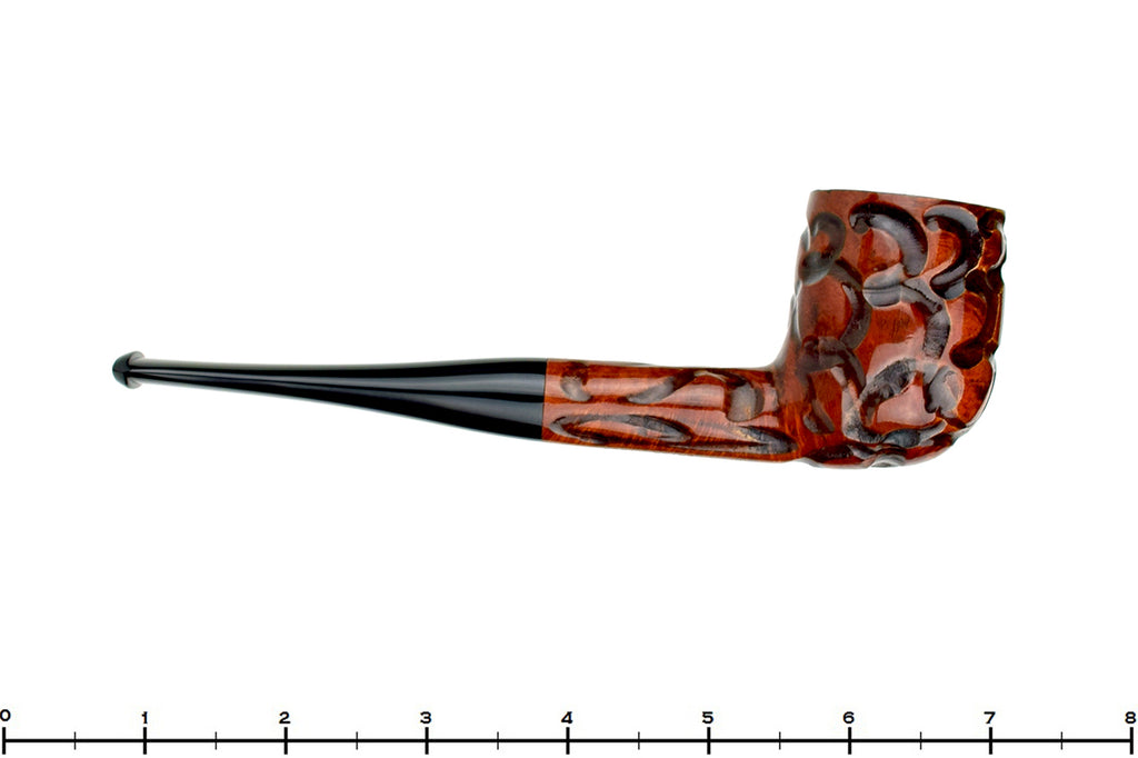 Blue Room Briars is proud to present this Whitehall Jumbo Carved Billiard Estate Pipe