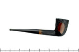 Blue Room Briars is proud to present this Whitehall Saratoga Partial Brush Carved Dublin UNSMOKED Estate Pipe
