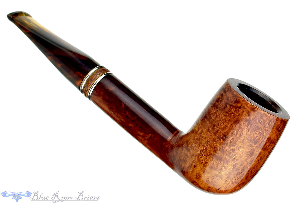 Blue Room Briars is proud to present this GBD Autumn Gold 954 (Post-Cadogan) Billiard Estate Pipe