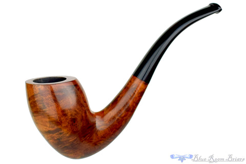 Savinelli One 106 Rusticated Billiard (6mm Filter) Estate Pipe