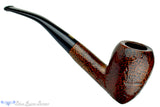 Blue Room Briars is proud to present this Jobey Filtersan 355 1/2 Bent Sandblast Acorn (6mm Filter) Estate Pipe