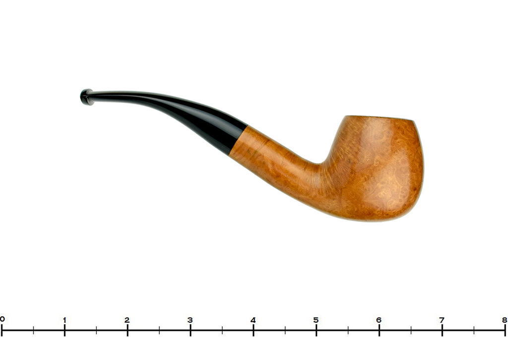 Blue Room Briars is proud to present this Savinelli 1/4 Bent Apple Estate Pipe
