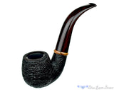 Blue Room Briars is proud to present this Jerry Crawford Pipe Ring Blast Oom Paul with Brindle