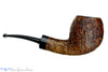 Blue Room Briars is proud to present this Jerry Crawford Pipe Ring Blast Bent Apple