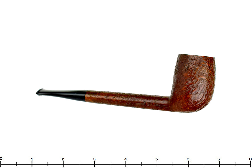 Blue Room Briars is proud to present this Amphora X-tra 751 Sandblast Canadian Sitter Estate Pipe