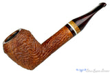 Blue Room Briars is proud to present this Perry White America Sandblasted Tall Rhodesian Estate Pipe