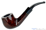 Blue Room Briars is proud to present this Jobey Sunburst 470 1/4 Bent Diamond Shank Billiard Estate Pipe
