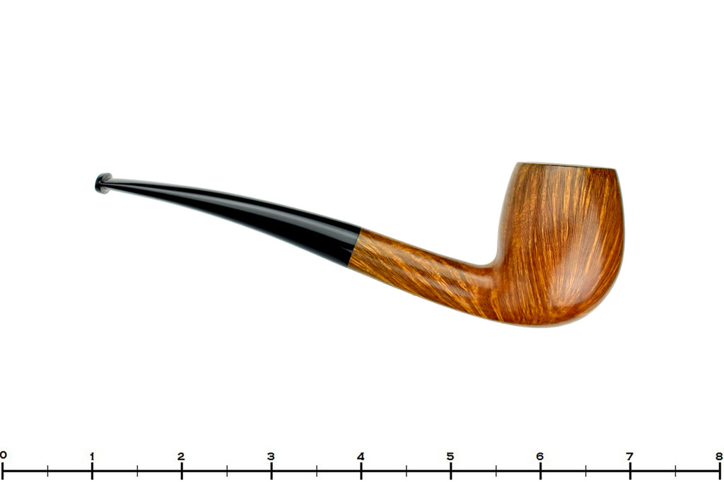 Blue Room Briars is proud to present this Charl Goussard Pipe Bent Billiard
