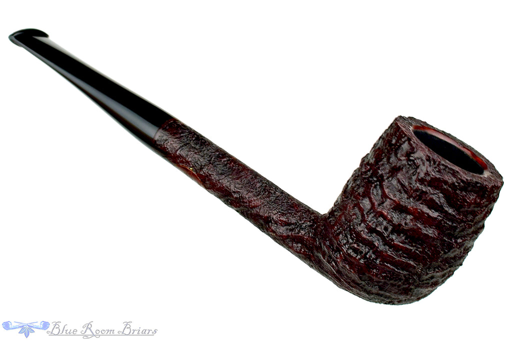 Blue Room Briars is proud to present this Clark Layton Pipe Ring Blast Billiard