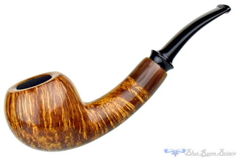 Jerry Crawford Pipe Ring Blast Oom Paul with Brindle