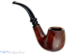 Blue Room Briars is proud to present this GBD Tapestry 9456 3/4 Bent Billiard Estate Pipe