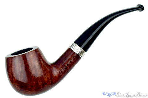 Wally Frank White Bar Second Panel Billiard Sitter Estate Pipe