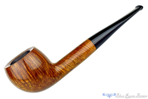 Largo 784 1/4 Bent Sandblast Tall Acorn UNSMOKED Estate Pipe
