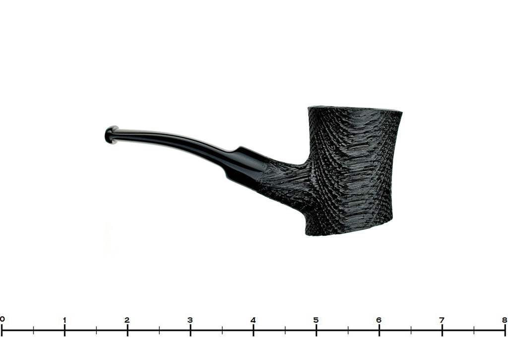 Blue Room Briars is proud to present this Vermont Freehand Pipe Morta Cherrywood