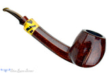Blue Room Briars is proud to present this Poul Winslow 1/4 Bent Octagonal Shank Apple with Acrylic estate Pipe