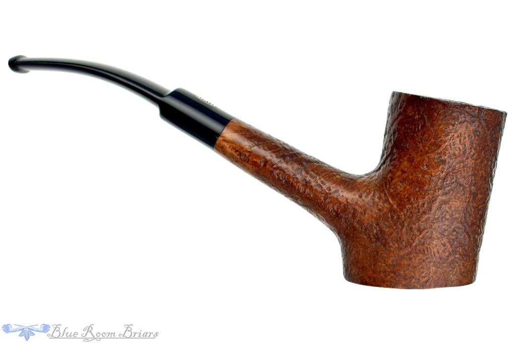 GBD Prehistoric 9649 Sandblast Cherrywood Estate Pipe