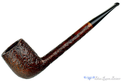 Peterson Aran 6 Billiard with Nickel Band and P-Lip Estate Pipe