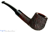 Blue Room Briars is proud to present this Jesse Jones Pipe 3219 1/8 Bent Ring Blast Danish Pot