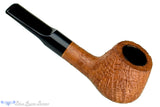 Blue Room Briars is proud to present this BriarWorks Bambino Tan Blast Brandy Sitter Estate Pipe