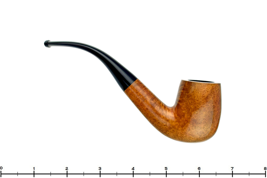 Blue Room Briars is proud to present this Astro Popular 124 1/2 Bent Billiard Estate Pipe