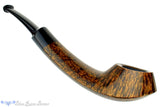 Blue Room Briars is proud to present this Bill Shalosky Pipe 1/4 Bent Eskimo