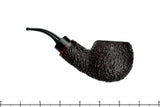 Blue Room Briars is proud to present this Todd Harris Pipe 1/2 Bent Rusticated Apple