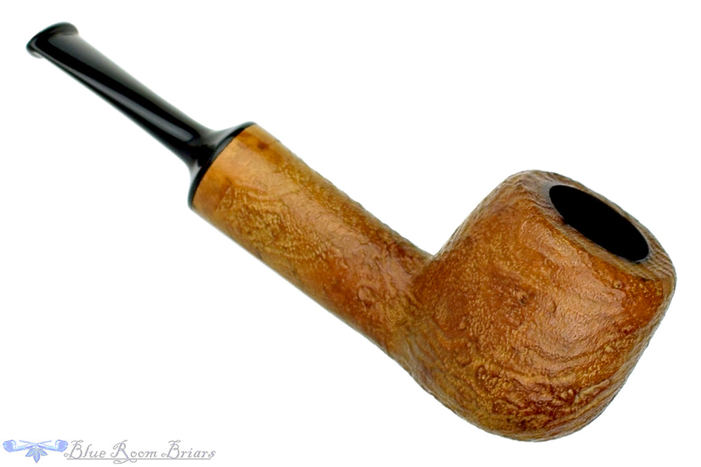 Blue Room Briars is Proud to Present this GRC Grade F Size 5 Sandblast Apple Estate Pipe