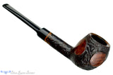 Blue Room Briars is proud to present this GBD Fantasy 335 Partial Sandblast Apple Sitter Estate Pipe