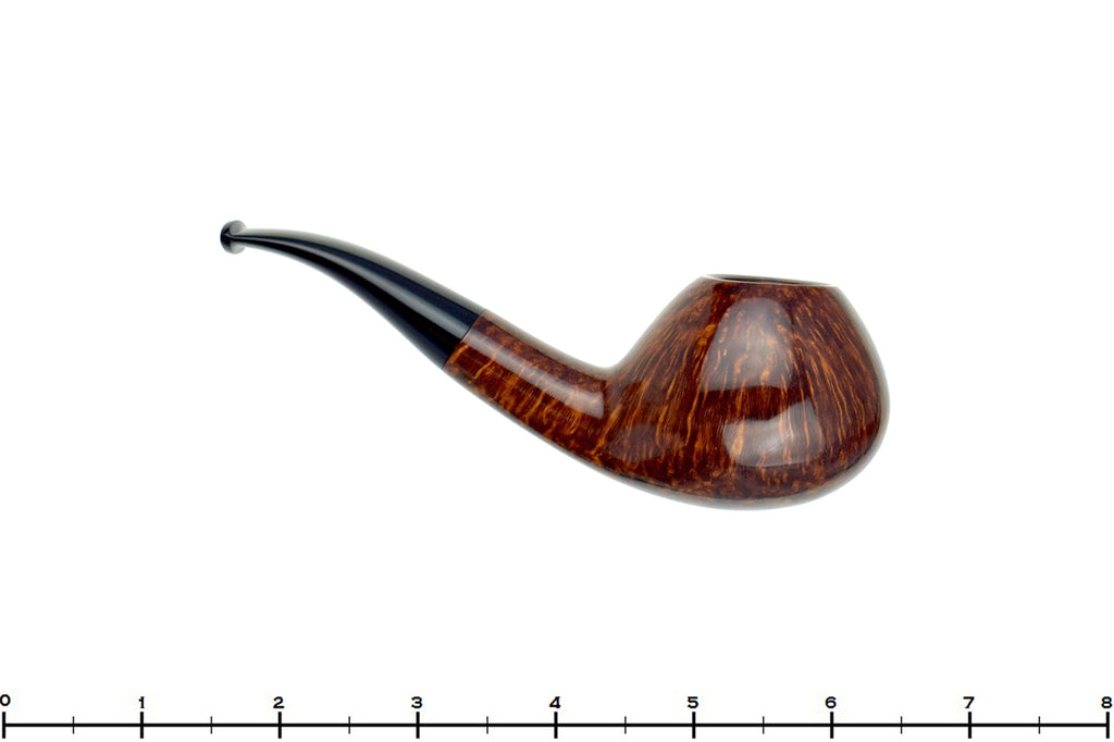 Blue Room Briars is Proud to Present this Tsuge Ikebana 072 (2007 Make) 1/4 Bent Tomato Estate Pipe