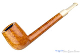 Blue Room Briars is proud to present this Jesse Jones Pipe 2219 Natural Lumberman with Juma Stem