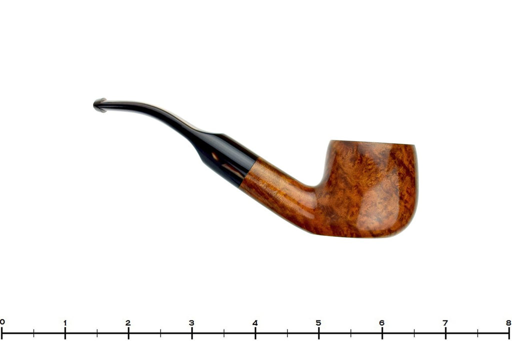 Blue Room Briars is proud to present this Paradis 26 4 1/4 Bent Pot Sitter Estate Pipe