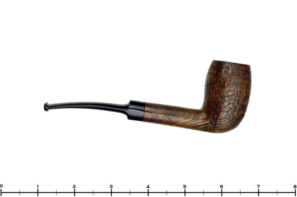 Blue Room Briars is proud to present this Amphora X-tra-734 Sandblast Pear Estate Pipe