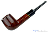 Blue Room Briars is proud to present this Jobey Sunburst 110 Billiard with Brass Insert Estate Pipe