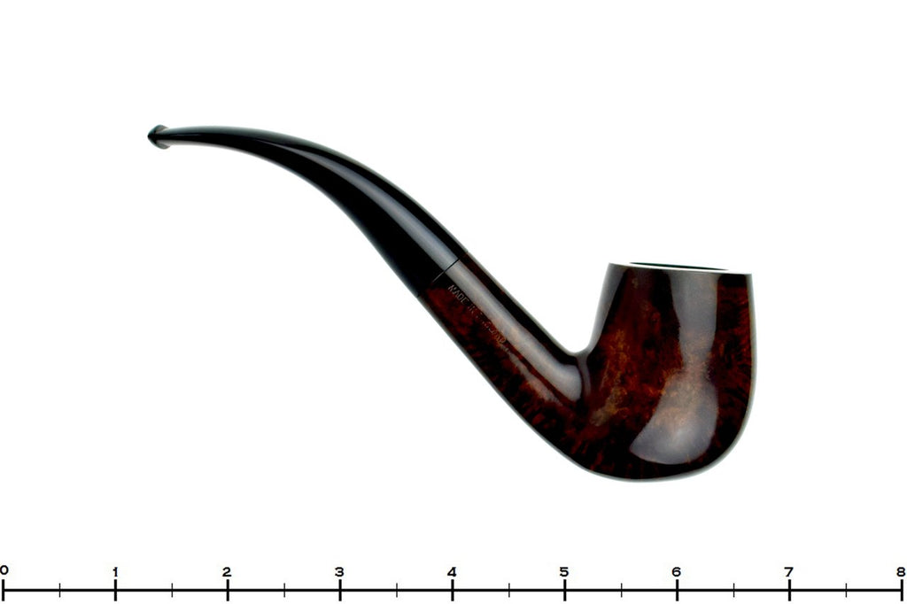 Blue Room Briars is proud to present this Moorgate (Sasieni Second) 1/2 Bent Billiard Estate Pipe
