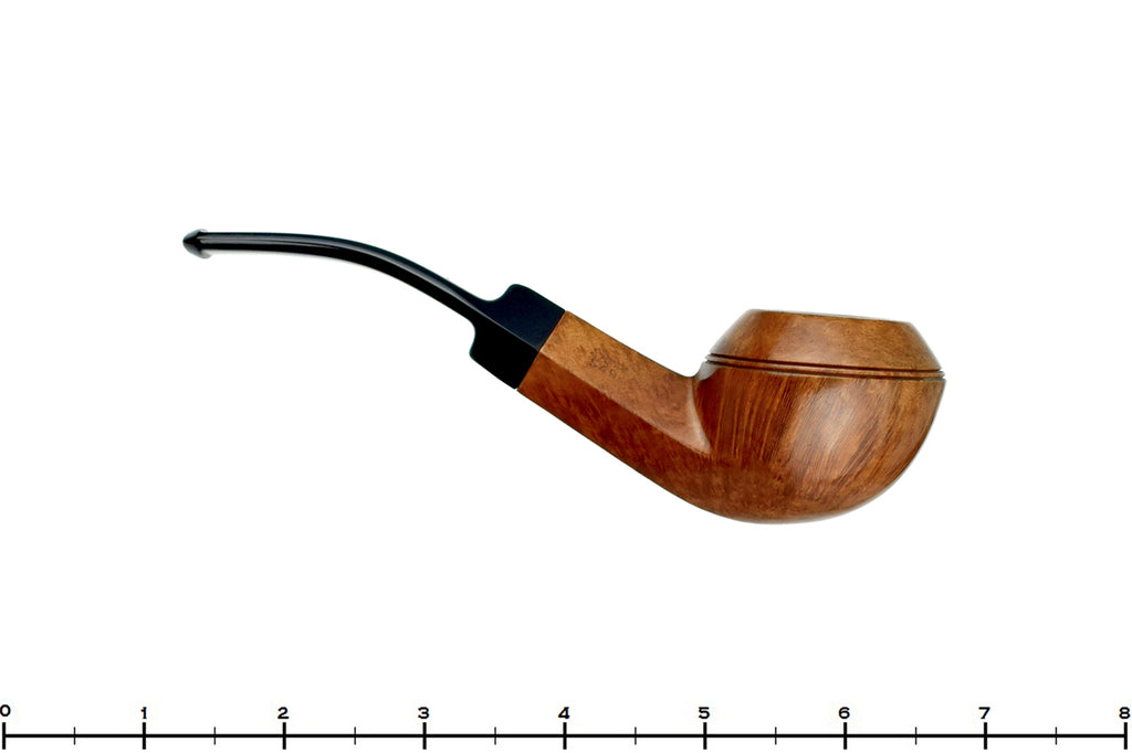 Blue Room Briars is proud to present this Versailles (Ropp) 549 1/4 Bent Bulldog Estate Pipe