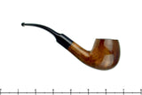 Blue Room Briars is proud to present this Lorenzo Spitfire Filtro 1/2 Bent Apple with 9mm Filter Estate Pipe