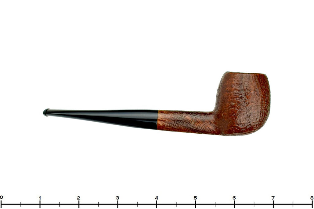 Blue Room Briars is proud to present this Amphora X-tra 727-647 Sandblast Apple Sitter Estate Pipe