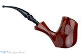 Blue Room Briars is proud to present this B.W. 1/2 Bent Danish Freehand with Plateaux Estate Pipe