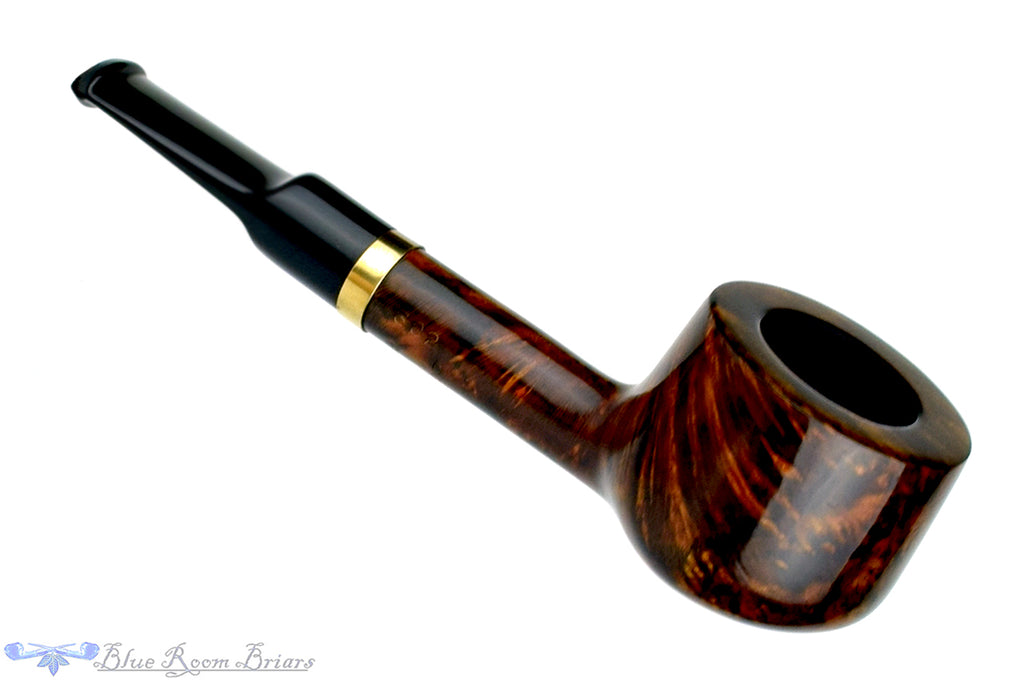 Blue Room Briars is proud to present this Svendborg 602 Short Pot with Replacement Tenon Estate Pipe
