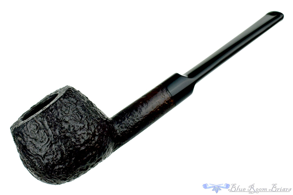 Blue Room Briars is proud to present this BB&S Michel K5/1 Sandblast Tomato Sitter UNSMOKED Estate Pipe