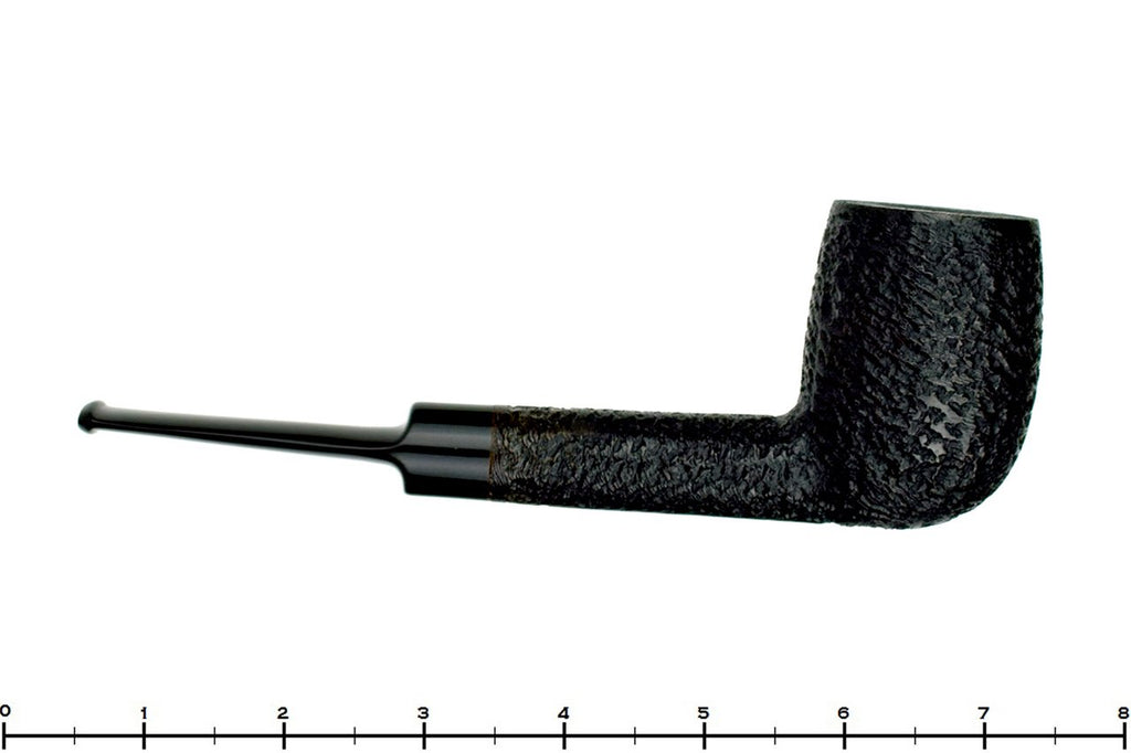 Blue Room Briars is proud to present this Sasieni Friar 55S Large Rusticated Billiard Sitter with Replacement Tenon Estate Pipe